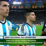hino copa argentina zuera 150x150 Copa 2014: placas engraçadas de erros de tradução