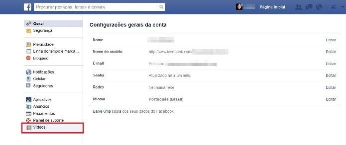 videos facebook Como desligar video automático no Facebook