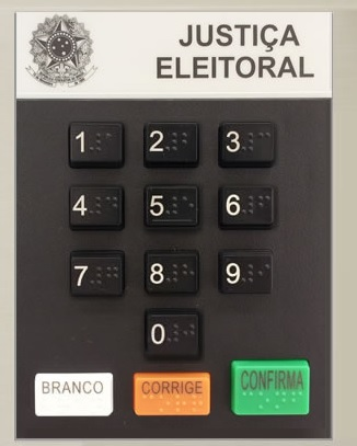 Como Votar nas Eleições 2014? Ordem dos Candidatos