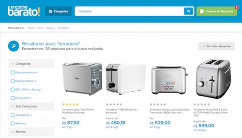 encontre barato 500x286 Encontre Barato:conheça o melhor comparador de preços da Internet!