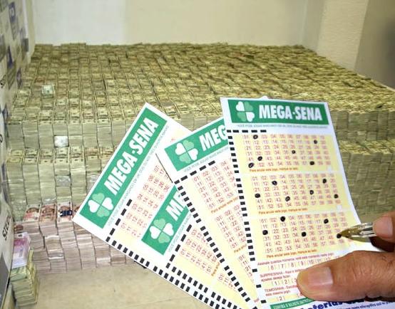 Os 3 maiores prêmios da Mega Sena