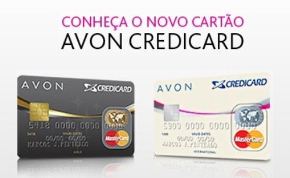 Confira as vantagens do cartão Avon!