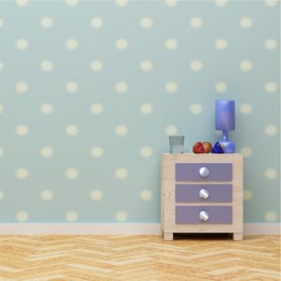 papel de parede quarto bebe 4 Os 7 Papeis de Parede para Quarto de Bebê mais Fofos da Internet