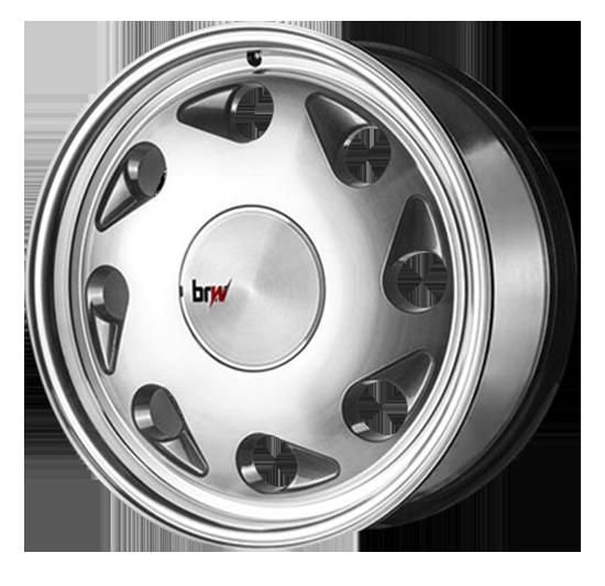 roda brw 5 Rodas Aro 17 que Mudam Completamente o Estilo do seu Carro