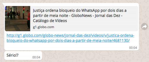 Whatsapp Bloqueado segunda 0406 no brasil todo 500x209 Whatsapp Bloqueado segunda 04/06 no brasil todo? Descubra aqui!