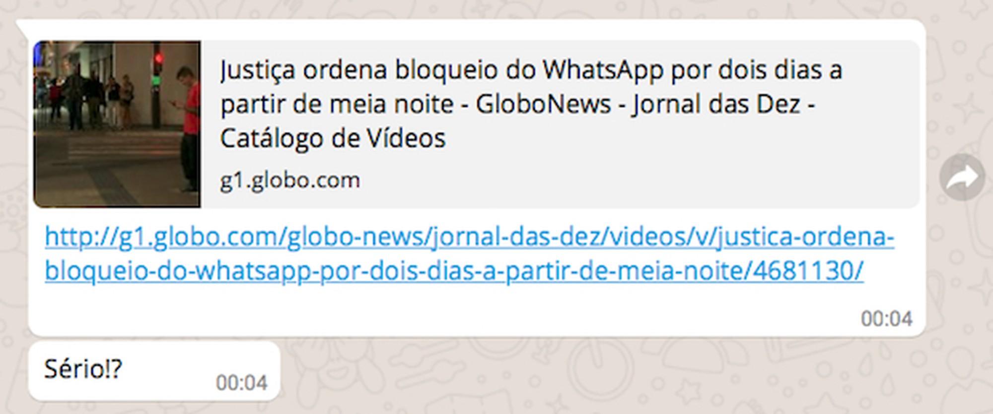 Whatsapp Bloqueado segunda 04/06 no brasil todo? Descubra aqui!