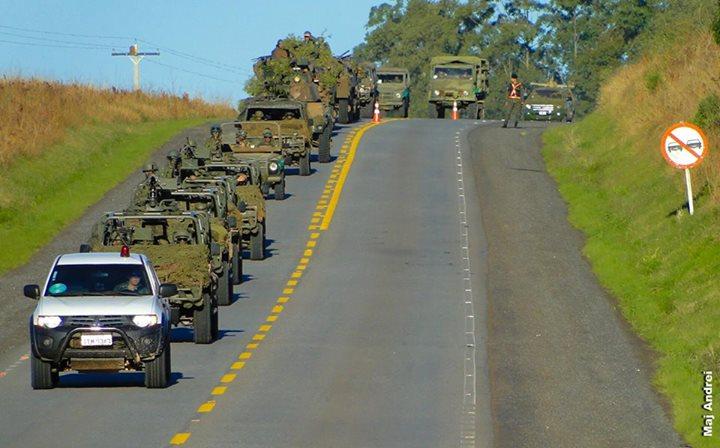 Militares estão convocando o povo para ir à Brasília protestar? Saiba a verdade!