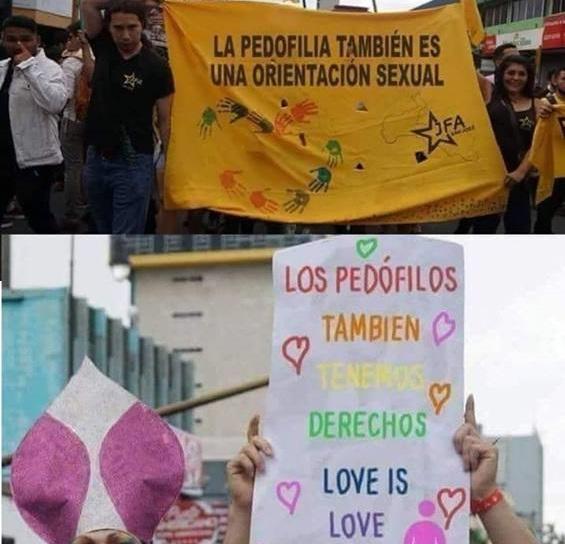 36971834 10157818051373066 8283239532967493632 n Pedófilos pedem para ser aceitos em comunidades LGBT? Saiba a verdade