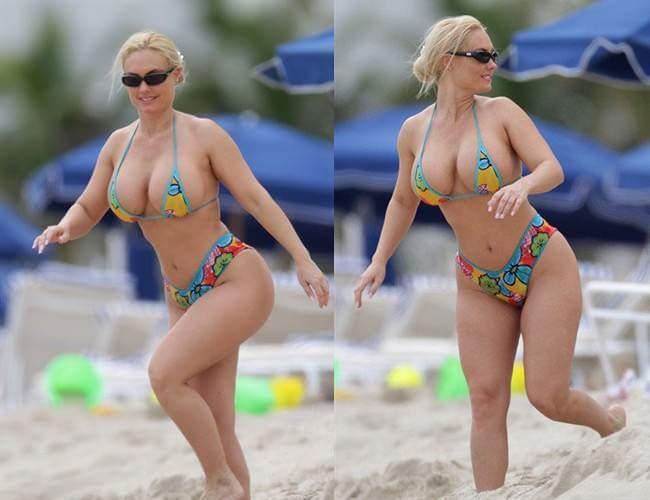 presidente biquini Fotos mostram presidente da Croácia de biquíni na praia? Saiba a verdade