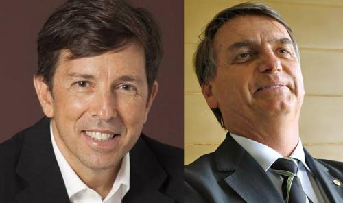 bolsonaro e amoedo 500x296 João Amoêdo apoiará e será ministro de Bolsonaro? Saiba a verdade!