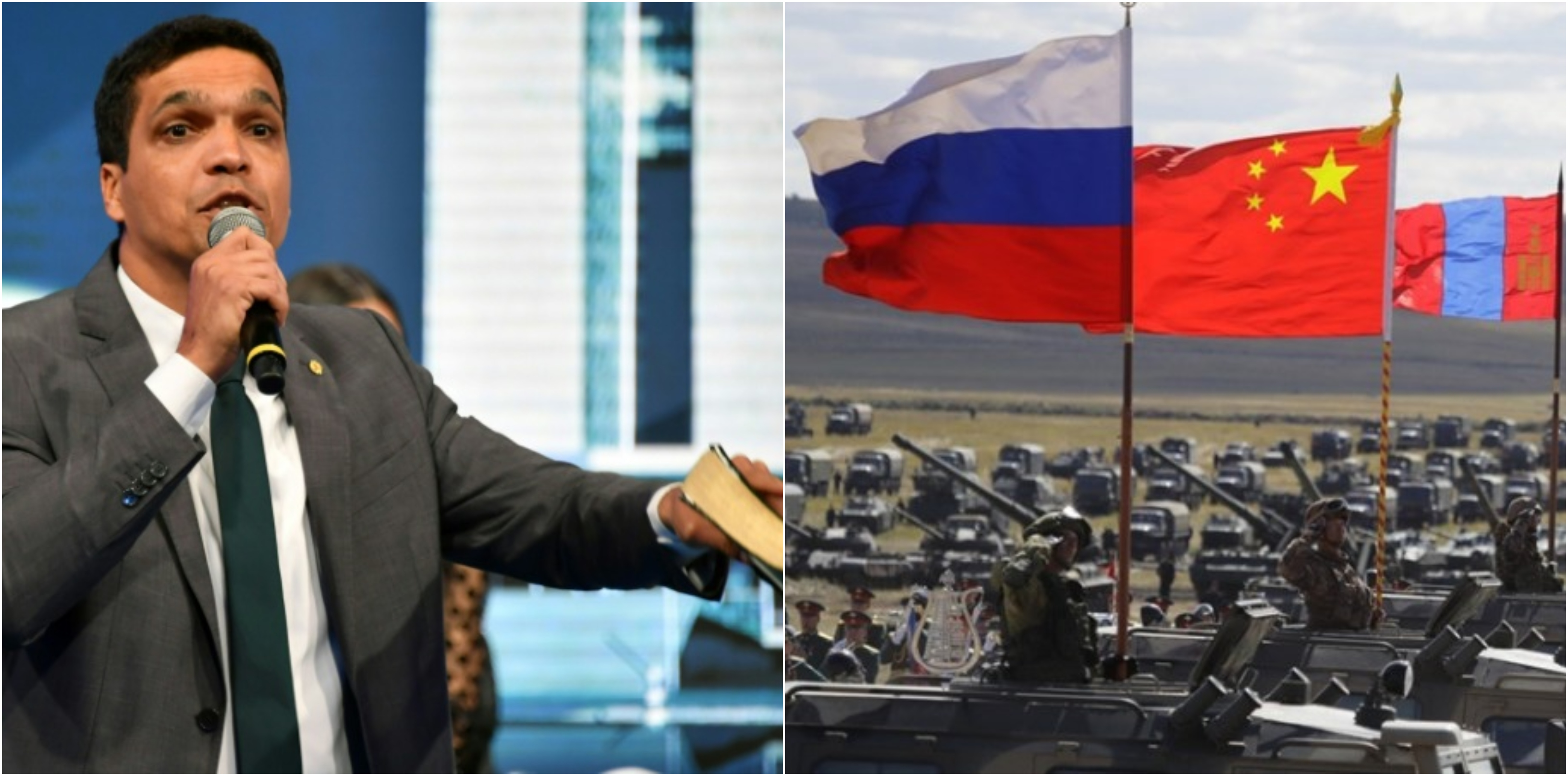 Guerra Vostok pode ser mundial? Veja se a fala de Daciolo é verdadeira