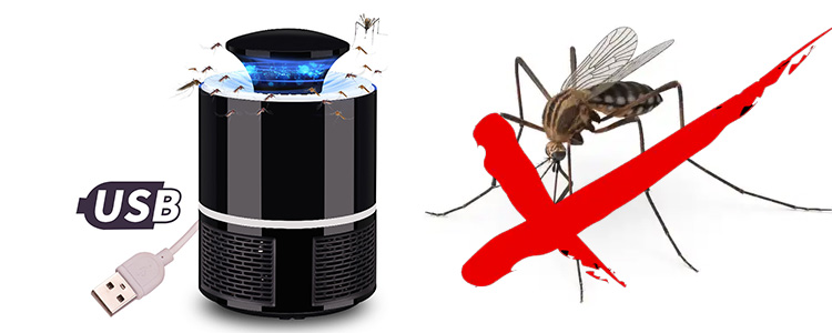 Mosquitron: Diga Adeus aos Mosquitos para sempre!