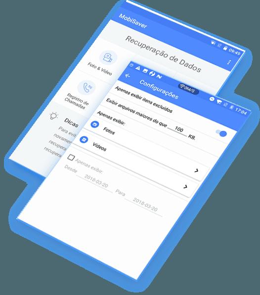 mobisaver EaseUS MobiSaver for Android APP:recupere os dados perdidos do seu Android!