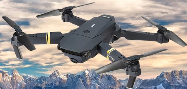 drone x pro preço Drone X Pro HD 720: Drone com custo benefício Incrível!