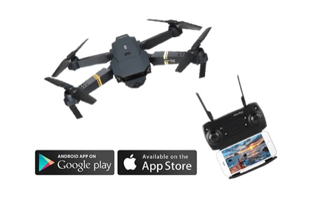 drone x pro Drone X Pro HD 720: Drone com custo benefício Incrível!