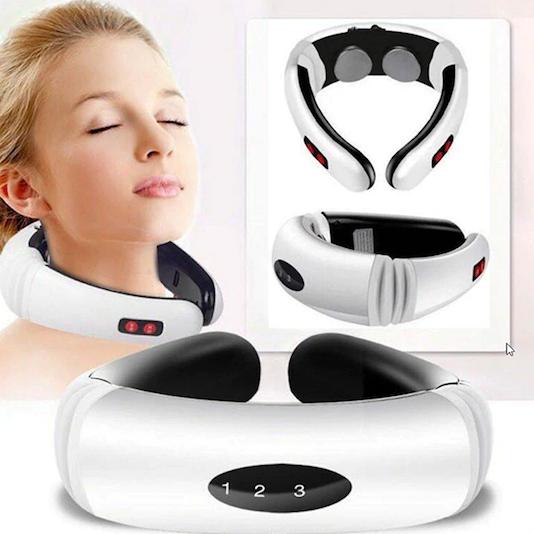 neck massager prescoço